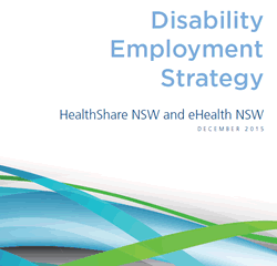 Disability Employment Strategy